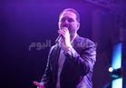 صور| وائل جسار يتألق في طابا «مصر بلد الأمن والأمان»