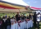 وزير الري يختتم زيارته لأوغندا ..اليوم