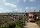 محافظ البحيرة تدفع بـ22 سيارة إسعاف لنقل مصابين قطار الإسكندرية