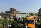 محافظ الإسكندرية: ارتفاع عدد وفيات قطاري الإسكندرية لـ 36 حالة وفاة و123مصاباً