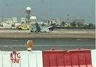 هبوط اضطراري لمقاتلة أمريكية بمطار البحرين الدولي