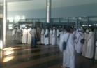 ألف حاج يغادرون ميناء نويبع فى أول أفواج حج البر