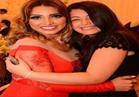 """صور.. روجينا عن ليلى أحمد زاهر: """"كبرت وبقت عروسه"""""""