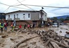 الصليب الأحمر يعلن فقدان 600 شخص جراء الانهيارات الطينية بسيراليون