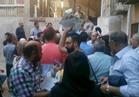 """بالصور.. زحام شديد على شراء كراسات """"سكن مصر"""""""