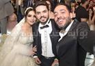 صور| رامي جمال يتألق بحفل زفاف «عماد والاء»