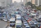 كثافات وتحويلات مرورية بسبب زيادة الأحمال في شوارع القاهرة الكبرى