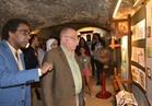 وزير الثقافة يشيد بالأعمال الفنية المشاركة بمهرجان بيت المعمار