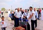 والي: 8100 من حجاج الجمعيات يصلون الأراضي السعودية