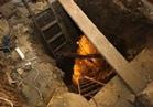ضبط 11 شخصا ينقبون عن الآثار بأحد مصانع أبورواش