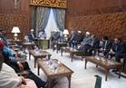 شيخ الأزهر يستقبل الرئيس الصومالي.. ويؤكد: مستعدون لزيادة المنح المخصصة للطلاب