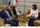 وزيرة الهجرة تلتقي رئيس البرلمان لبحث التعاون من أجل ربط المصريين في الخارج بالوطن