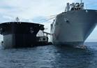 تصادم سفينة حربية أمريكية بسفينة تجارية شرقي سنغافورة