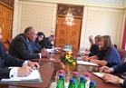 لقاءات مكثفة لوزير الخارجية خلال زيارته إلى استونيا