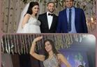 صور| الليثي يغني وماريس ترقص بزفاف «أسامة ورضوى»