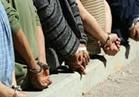 حبس 6 متهمين 15 يوما لاتهامهم بالإنضمام لجماعة إرهابية