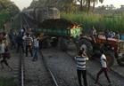 مكافأة فورية لسائق قطار أنقذ ركابه من كارثة تصادم بجرار زارعي