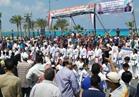 مطروح تحتفل بالعيد القومي تحت شعار »بشائر الخير قادمة«