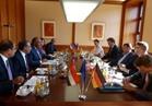 ننشر نص كلمة وزير الخارجية مع نظيره الألماني في مؤتمر برلين