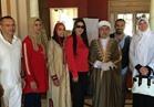 سمية الخشاب وأحمد سعد يشاركان بمهرجان الموسيقي الروحانية بتونس