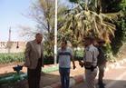 مدير أمن قنا يتفقد التمركزات الأمنية ومواقع الشرطة بالمحافظة