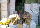 إحباط محاولة تهريب ٣٧ طن شماريخ وألعاب نارية بميناء الإسكندرية