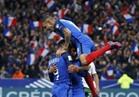 شاهد.. فرنسا تسحق هولندا برباعيه في تصفيات كأس العالم 2018
