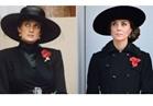 بالصور: كيت ميدلتون تتألق في أزياء بروح الأميرة ديانا
