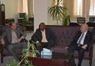 تفعيل التعاون العلمي بين جامعتي الزقازيق والنيلين السودانية