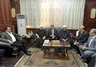 وزير الأوقاف يلتقي أئمة و دعاة الأقصر