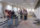 متحف المكتبة بمرسى مطروح يظهر للنور ويضم 1000 قطعة أثرية