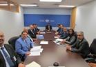 شريف فتحي يبحث مع رئيس الإيكاو ترتيبات مؤتمر أمن «الطيران المدني»