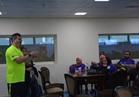 المركز الأولمبي يستضيف ورشة عمل المدرب المجتمعي لمهارات الدورى الإنجليزي