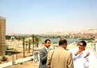 بالصور ..وفد من وزارة الاستثمار يزور متحف الحضارة بالفسطاط