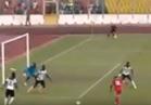 الكونغو يتقدم على غانا بهدف في الشوط الأول