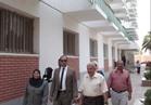 حملة تفتيشية للرقابة الإدارية على المدن الجامعية بالمنيا