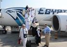 «مصر للطيران» تسير 25 رحلة لإعادة 5500 حاج من الأراضي المقدسة