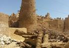 رئيس قطاع الآثار الإسلامية والقبطية يتفقد قرية شالي بواحة سيوة