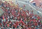 الاهلى يطلب حضور 60 ألف مشجع فى نصف النهائى اﻹفريقى