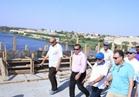 وزير النقل يتابع أعمال تنفيذ محور كوبري كلابشة على النيل بأسوان