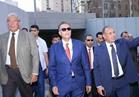 وزيرا النقل والتنمية المحلية في جولة تفقدية بنفق كليوباترا بالإسكندرية