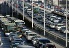 حركة المرور صباح الإثنين.. كثافات مرورية بأغلب محاور القاهرة والجيزة