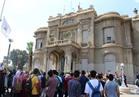جامعة عين شمس تنعي شهداء بئر العبد