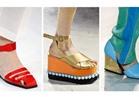 أحذية عالمية مميزة في أسبوع لندن للموضة |صور