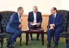 السيسي: مصر حريصة على تعزيز العلاقات مع الإتحاد الأوروبي في مختلف المجالات