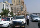 مرور القاهرة تشن حملاتها للكشف عن السائقين المتعاطين للمخدرات