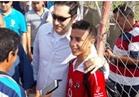 الأهلي يستفسر عن انضمام حفيد مبارك ﻷحد اﻷندية اﻷمريكية