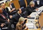 4 شروط حددها «السيسي» لحل الأزمة الليبية