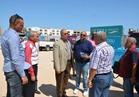 محافظ البحر الأحمر يتابع الاستعدادات النهائية لحفل عمرو دياب