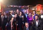 صور| انطلاق فعاليات حفل افتتاح مهرجان الجونة السينمائي